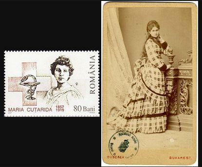 Maria Cuțarida-Crătunescu - first female doctor in Romania