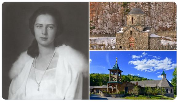Jewels of Romanian History and Travel, Princess Ileana, youngest sister of King Carol II of Romania