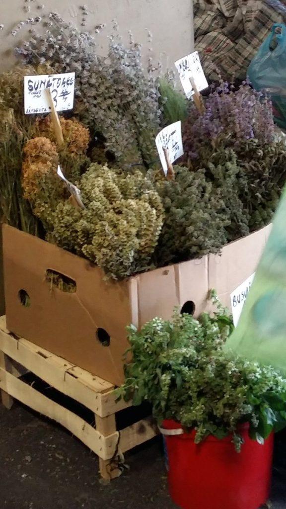 fragrant herbs Romanian folklore