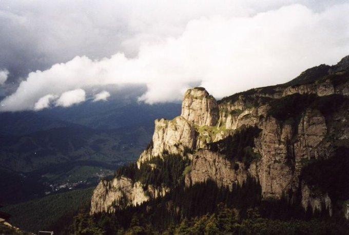 Dochia Mountains, Romania, Jewels of Romanian History and Travel