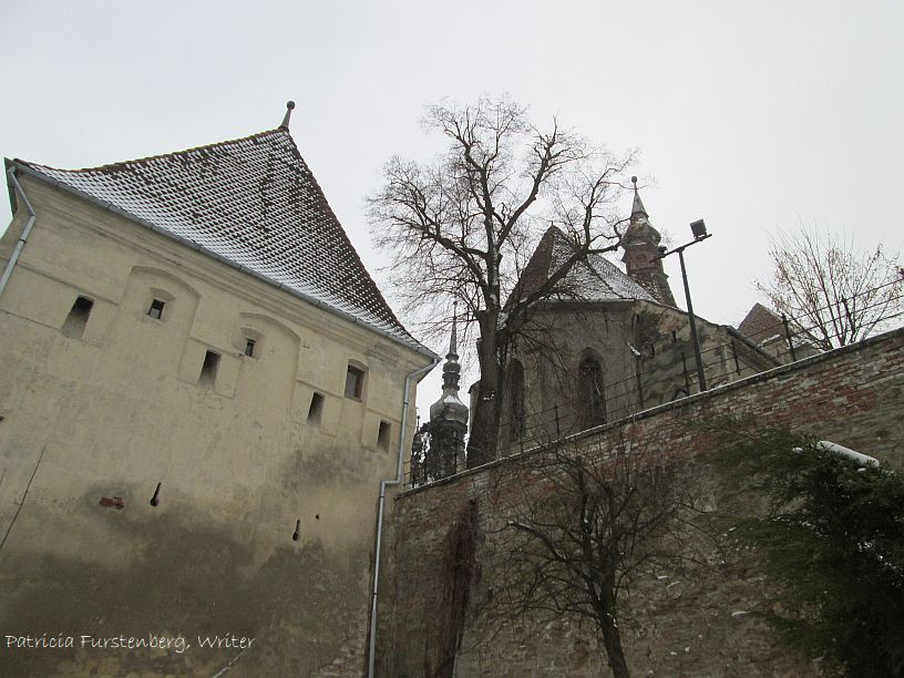 marveling medieval towers sighisoara / Ironsmiths' Tower, Turnul Fierarilor