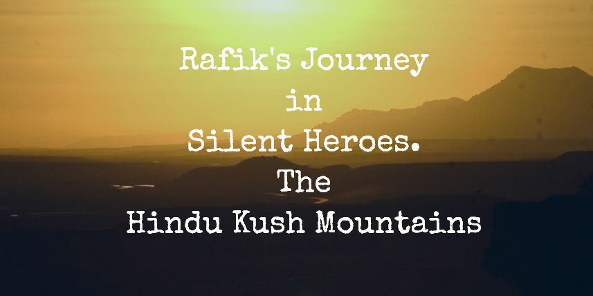 Hind Kush Mountains in Silent Heroes