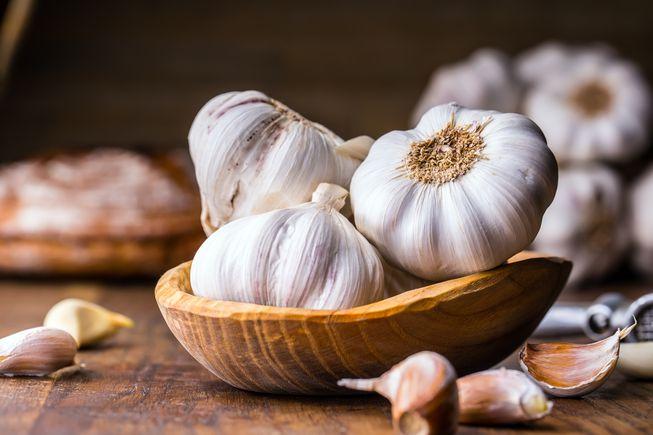 Garlic in Romanian Folklore