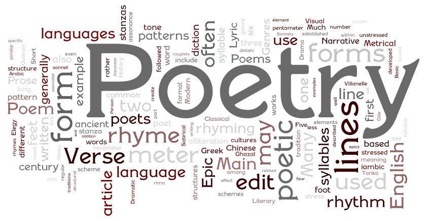 Poets Poetry Pandemic