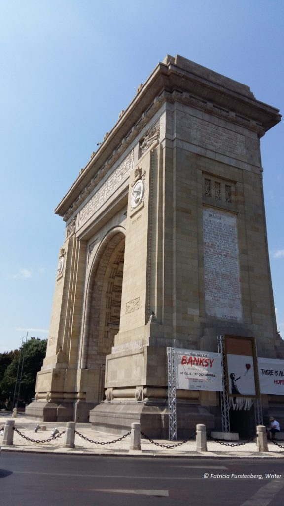 Arch de Triumph (Arcul de Triumf). Travel to Romania via some Amazing Photos