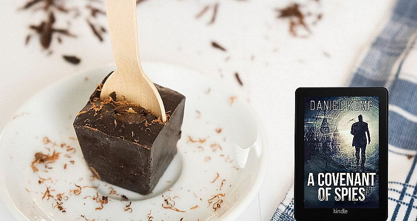 Pairing Books Chocolate