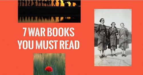7 war books you must read