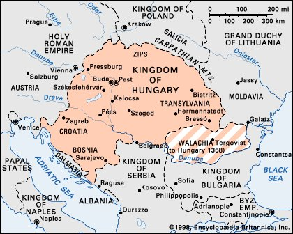 The Butterfly Effect, Battle of Kosovo and Vlad the Impaler, Walachia 14th century and KIngdom of Hungary