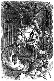 Past and Present Monsters of Folk Tales