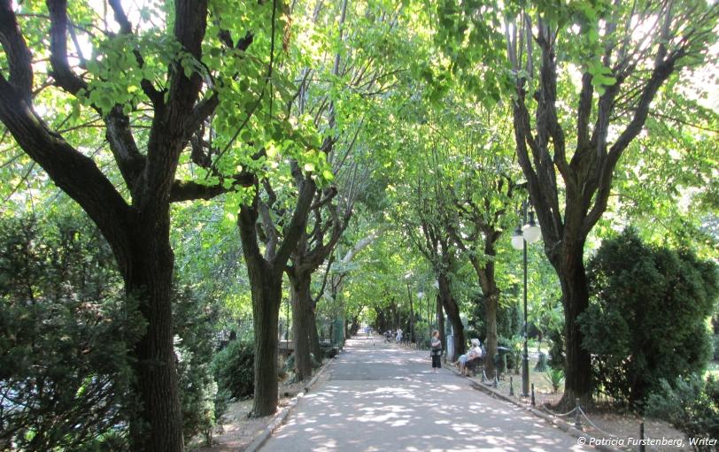 Bucharest - Cismigiu Parc