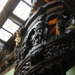 The Spiral Staircase, from Symbol to Mystery, Peles Castle