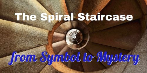 spiral staircase symbol mystery