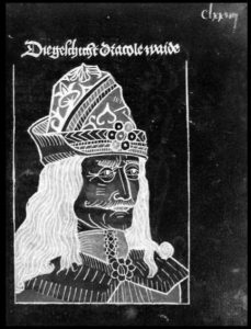 A Halloween Game: 13 Questions & Answers, Vlad Dracula, Romanian Voievode also known as Vlad Tepes, Vlad the Impaler