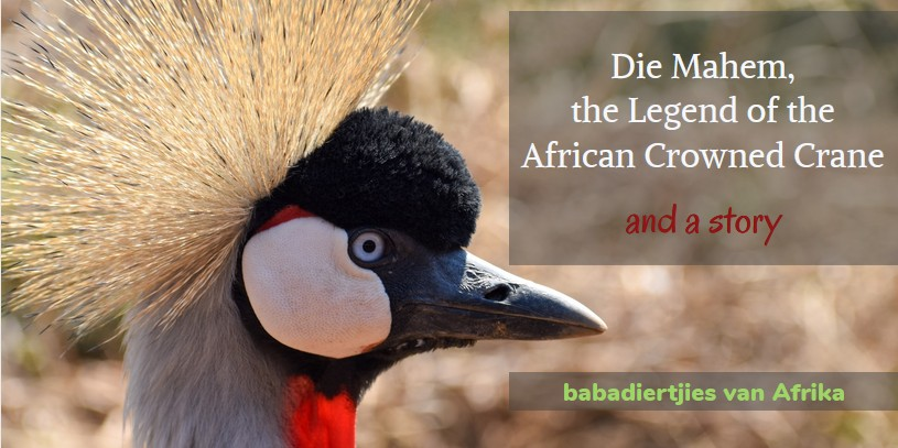 Mahem Crowned Crane. A story fromAfrica