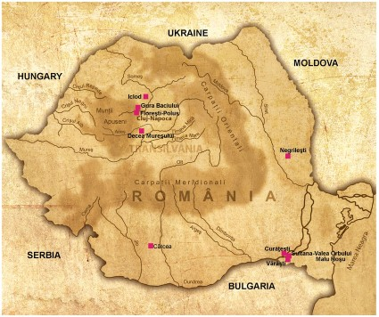 mtDNA-study-Romanian-Neolithic