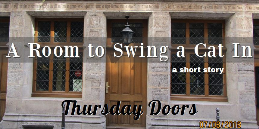 A Room to Swing a Cat in - Short Story, Thursday Doors