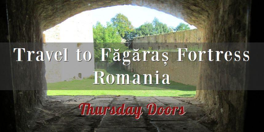 travel Fagaras Fortress Romania thursday Doors