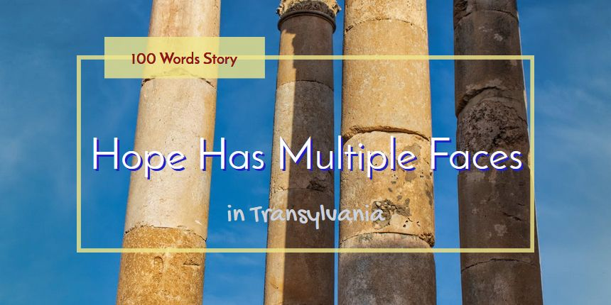 hope has multiple faces, Roman history, 100 words story