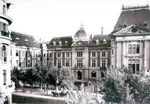 The Palace of Agriculture and Domains, Bucharest