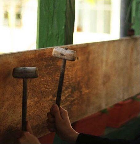 toaca lemn Christian Orthodox